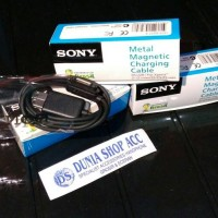 Kabel data charger magnetic Sony experia Z, Z1,Z2,Z3,Z Ultra Original