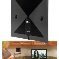 antena TV LCD LED dalam ruang HD digital indoor antenna jernih bersih