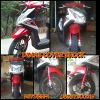 Cover Shock Matic Honda Beat Vario Scopy Spacy dll