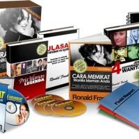 EBOOK Cara Memikat Wanita Idaman Anda V.2.0 + Premium Pack