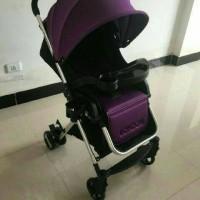 harga Dorongan Bayi Baby Stroller Pliko London Kereta Gerobak Murah Tokopedia.com