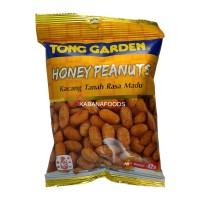 Kacang Tanah Rasa Madu Tong Garden Honey Peanuts 42g