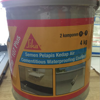 SIKA TOP 107. 4 KG WATER PROOFING