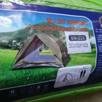 harga Tenda double door / 2 pintu bnix Tokopedia.com