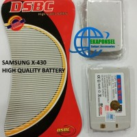 SAMSUNG X430 BATTERY DSBC HIGH QUALITY DOUBLE POWER