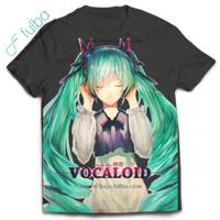 Kaos Anime Vocaloid Hatsune Miku Hat5