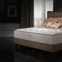 Spring Bed / King Koil Chiropractor (Chiro) Endorsed 160x200