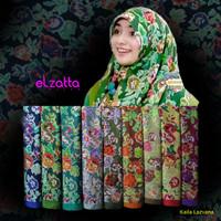 Kerudung Jilbab Segi Empat Kaila Lazvana Elzatta