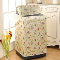 harga sarung mesin cuci / cover mesin cuci / sarung mesin cuci satin Tokopedia.com