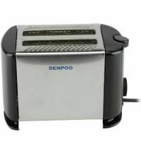 PEMANGGANG ROTI DENPO DT 022D / BREAD TOASTER DENPOO DT022D