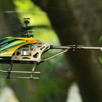 Wltoys V912 Single Blade 4Ch 2,4Ghz Built in Gyro Rc Helicopter