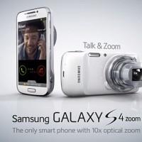 Samsung Galaxy S4 Zoom Smartphone - White