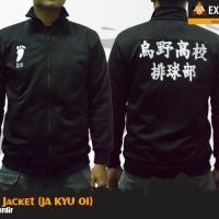 Karasuno High Jacket (Jaket Anime - JA KYU 01)