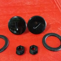 Baut Helm LTD Sport 1 set Barang Original