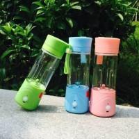 Juice Blender Portable Shake and Go Ungu