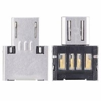 Micro USB OTG Cable Converter