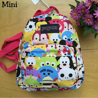 tas jansport original disney tsum tsum mickey mouse ransel bag mini