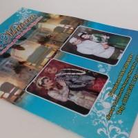 A412   Cetak Katalog / Company Profile A4 - 12 Hal. Full Color
