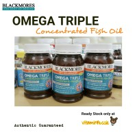 Jual Blackmores Omega Triple Fish Oil Murah