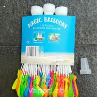 MAGIC BUNCH O BALLOONS WATER BALLOON FIGHT BALON AIR SENSORY TOY ANAK