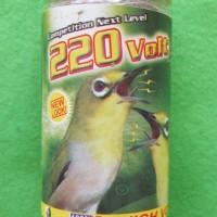 harga Makanan / Pakan / Voer Burung Pleci 220 Volt Tokopedia.com
