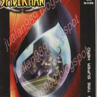 KOMIK JADUL MARVEL ULTIMATE SPIDERMAN 6 ( BAHASA INDONESIA )