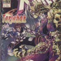 KOMIK JADUL THE UNCANNY X - MEN 4 ( BAHASA INDONESIA )