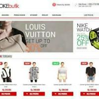 Oke Butik Template Toko Online