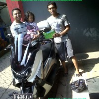 Jual alarm motor NMAX ABS DAN NON ABS + cara pasang bahasa indonesia lengka Murah