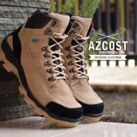 Sepatu Hiking Pria Azcost Safety Original