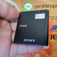 Baterai Sony Batrei Batre Battery Sony Xperia V (LT25i) BA800 Original