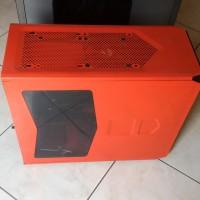 casing corsair graphite 230t orange