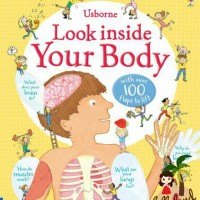 harga [BUF02] Usborne - Look Inside Your Body / Lift the Flap Tokopedia.com