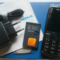 Nokia C5 - 00 5MP All Black