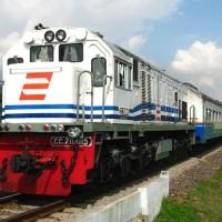 Tiket kereta api Bandung Jogja PP