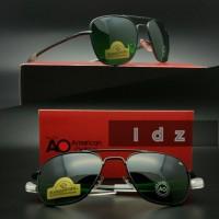 harga Kacamata outdoor pilot Penerbang American Optic AO Hitam Tokopedia.com