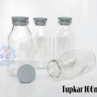 harga Botol Asi Kaca Tutup Karet 100ml Tokopedia.com