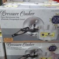 Panci Presto Vicenza Pressure Cooker 8 L Pelunak pengempuk bagus murah