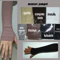 MANSET JEMPOL/MANSET TANGAN JARI/FINGERLESS