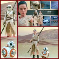Jual Hot Toys Rey and BB-8 Murah