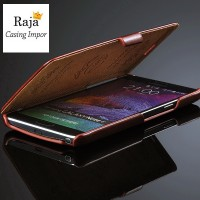harga HOT Sale Samsung Galaxy Note 4 case leather flip case cover handphone Tokopedia.com
