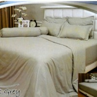 BED COVER INTERNAL VALLERY LIGHT GREY 180X200