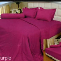 BED COVER INTERNAL VALLERY PURPLE 180X200
