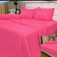 BED COVER INTERNAL VALLERY PINK 180X200