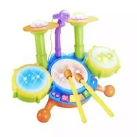 Mainan Anak Drum Set CY6002B