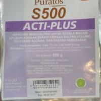puratos s500 acti - plus / murah meriah 500gr