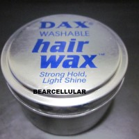DAX WASHABLE HAIR WAX POMADE | FREE SISIR SAKU