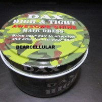DAX HIGH & TIGHT AWESOME SHINE POMADE | FREE SISIR SAKU