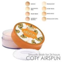 Jual COTY AIRSPUN LOOSE FACE POWDER Murah