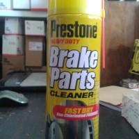Prestone Brake Parts Cleaner 500 ml Heavy Duty